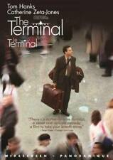 The Terminal (Widescreen Edition) - DVD - VERY GOOD