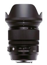 Sigma 24-105mm/4 DG HSM tipo gran angular lente para Nikon System