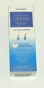 Neomen Hair Removal Cream, Friendly Painless Flawless Hair Remover Cream