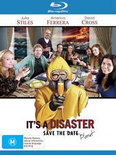 It's A Disaster (Blu-ray, 2014) - Region B