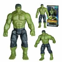 The Hulk Titan Series Marvel Avengers Super Hero Action Figure Kid Toy Xmas Gift