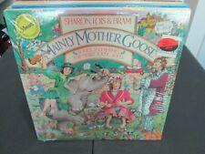 SHARON LOIS & BRAM-Mainly Mother Goose-Vinyl LP-Still In Shrink-Canada Elephant