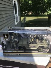 United States Army Patrol Playset - Action Figures & Statues