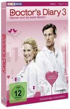 NEU OVP Doctor's Diary - Staffel 3 Doctors Männer sind Medizin Fitz Amft DVD