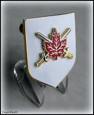 Canadian Forces  Land Force Command 3D Pocket Badge Worn On DEU Obsolete