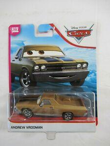 Disney Pixar Cars Andrew Vrooman The Cotter Pin Series Diecast