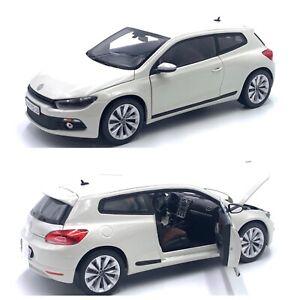 1/18 Norev Volkswagen Scirocco Candy Weiss Neuf Boîte Livraison Domicile