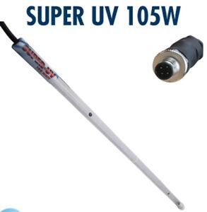 Super UV Air-Aqua UVC Amalgam 105 Watt Ersatzset