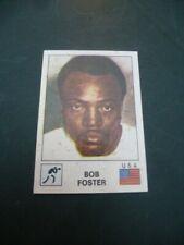 PANINI Sport Vedettes 1974 #61 BOXING BOB FOSTER (USA)