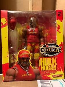 "Hulk Hogan Figure - Ringside Exclusive - ""Red"" Hulkamania Hogan - Last One"