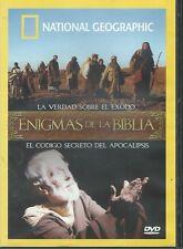 National Geographic la versed sobre el exodo enigmas de la biblia