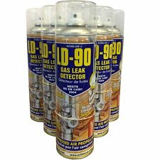 (PACK OF 2) Action Can LD-90 Gas Leak Detector Spray 400ml - VOSA Approved