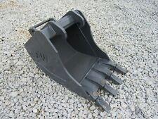 "Bobcat Mini Excavator Attachment - 18"" Heavy Duty Tooth Bucket - Ship $149"