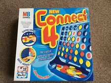 Connect Four MB 5-7 Years Board & Traditional Games