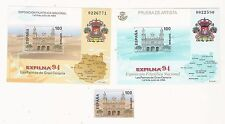 Spain: 1995; catalogue Edifil P.O #33 official proof , mint NH. SP225