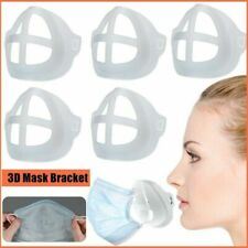 10pcs 3D Face Masks Bracket Mouth Separate Inner Stand Holder Breathing Space