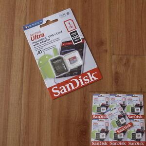 SanDisk Ultra microSDXC 1TB UHS-I Memory microSD Card Original SDSQUA41T00GN6MA