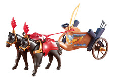 PLAYMOBIL #6487 EGYPTIAN CHARIOT ADD ON SET BRAND NEW