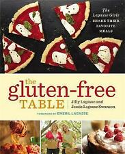 The Gluten-Free Table: The Lagasse Girls Share Their Favorite Meals, Lagasse, Ji