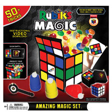 Fantasma Rubik Rubik's 50+ Magic Trick Tricks Set