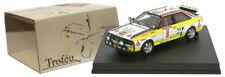 Trofeu 1630 Audi Quattro A2 #8 Safari Rally 1984 - Stig Blomqvist  1/43 Scale