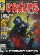 The Creeps Fall 2016 New Rich Corben Art Inside Terror Tales FREE SHIPPING sb