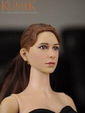 Kumik CG CY Girl Female Head #16-8 1/6 Fit for Phicen body