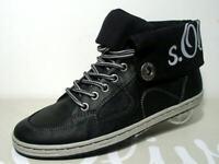 s.Oliver 5-25124-31 Stiefel Damenschuhe Sneaker Boots schwarz 36-41 Neu29