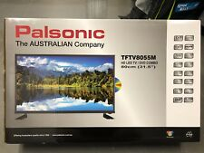 "PALSONIC 31.5"" LED LCD TV/DVD COMBO TFTV-8055M"