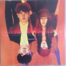 "U2 ""Summer Of Love"" Rare 1 Track Remix Brand New Cd Promo"