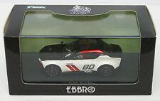 Ebbro 45038 NISSAN IDx nismo White / Black 1/43 scale