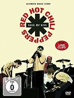 RED HOT CHILI PEPPERS - SUCK MY KISS   DVD NEU