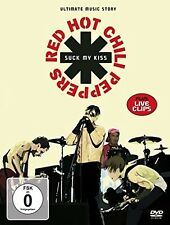 Red hot chili pepper-face my Kiss DVD NEUF