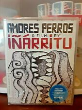Amores Perros Criterion Collection 4K Blu-Ray (Factory Sealed)