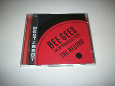 BEE GEES - THEIR GREATEST HITS THE RECORD 2CD