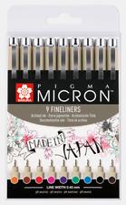 Sakura Pigma Micron feutres Pointe Fine - Couleurs