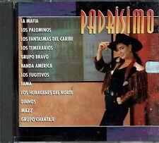 Padrisimo  La Mafia Lo Palominos Fama  y Muchos Mas BRAND  NEW SEALED  CD