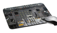 Cockpit Mouse Pad Soft Rubber Keyboard Large Computer Gaming Mouse Desk Pad New