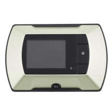 """2.4"""" LCD Moniteur visuel porte Judas Peep Hole Sans Fil Lecteur Vidéo Caméra"""