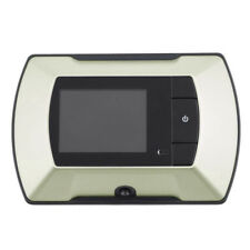 "Monitor LCD 2.4"" Visual Puerta mirilla visor de vídeo cámara inalámbrica Peep Agujero"