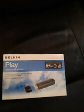 Belkin F7D4101 Play Wireless High-Performance Dual-Band USB Adapter