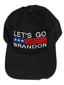 Let's Go Brandon Anti Biden Embroidered Adjustable Trump 2024 MAGA Cap Hat