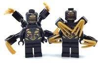 LEGO LOT OF 2 THE OUTRIDER MINIFIGURES SUPER HEROES AUTHENTIC FIGS
