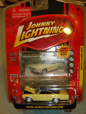 JOHNNY LIGHTNING MUSCLECARS '65 Chevy Impala SS W/ Bonus Whls R14 issue #2 1/64