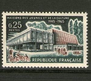 TIMBRE 1448 NEUF XX - ttb - MAISONS DES JEUNES ET DE LA CULTURE