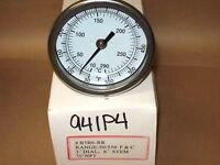 """THERMOMETER 3"""" FACE 6"""" STEM -50-550*F 1/2"""" NPT BACK w/RESET BBQ PITTS <941P4"""