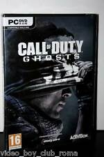 GOD CALL OF DUTY GHOSTS GIOCO NUOVO PER PC EDIZIONE ITALIANA