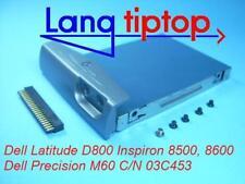 Dell Latitude d800 enmarcar + adaptador + tornillos