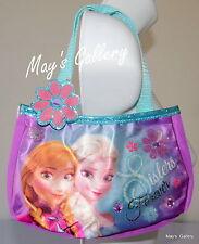 Frozen Elsa Anna wallet handbag Shoulder clutch Hand Wristlet Tote  Bag NWT