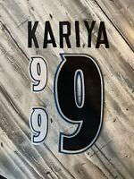 Paul Kariya 2003-2004 Colorado Avalanche White Hockey Jersey Customization Kit